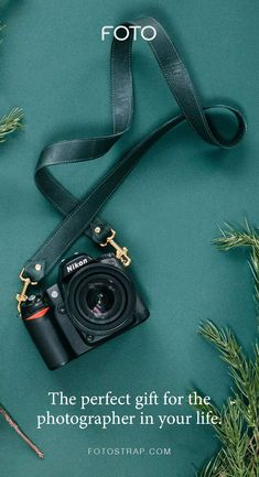 FOTO's pine green genuine all-leather designer camera strap can be personalized with a monogram or business logo, making this leather camera strap the perfect personalized gift. Leather Camera Strap, Camera Straps, Personalized Products, Personalized Gifts, Gifts For Photographers, Creative Photos, Monogram Initials, Business Logo, Pebbled Leather