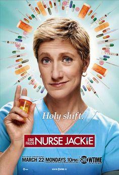 Nurse Jackie serie poster saison 2