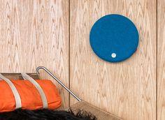 libratone loop wireless wall-mount speaker system