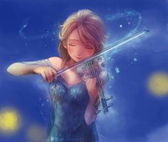 The violin is actually a wonderful instrument if you play it properly