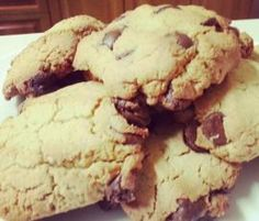 Recipe Quinoa & Chocolate Chip Cookies by kathlc - Recipe of category Baking - sweet