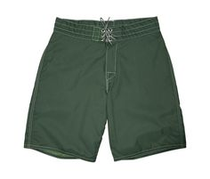 A legend for more than 50 years, Birdwell Beach Britches are available in a variety of styles, sizes and colors; these Men's Board Shorts 312 are in Kelly Green. Mens Boardshorts, Green Man, Kelly Green, Bermuda Shorts, Dark, Swimwear, Color, Style, Group