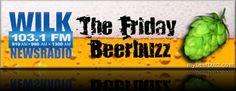 WILK Friday BeerBuzz - 25 Jan 2013 Avery Hog Heaven (Video)