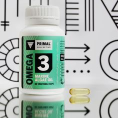 Your daily DHA/EPA. Vegan and way more sustainable. All natural and lab tested for efficacy. Each Serving ensures a min of DHA and EPA. Sustainable Food, Brain Food, Natural Supplements, Level Up, Vegan Vegetarian, Sustainability, Lab, Clean Eating, Wellness