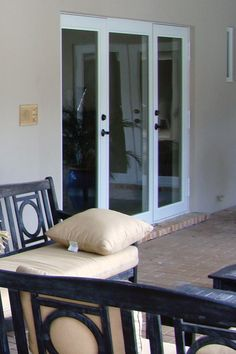 Buy Elegant #FrenchDoors for your home, which will also protect you from #Storm and #Hurricane @ http://www.prostormprotection.com/french-doors #StormProtection