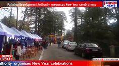 Patnitop Development Authority  organises New Year celebrations