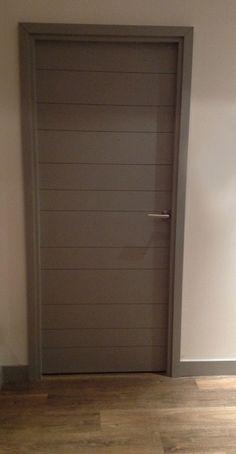 Porte interieure en 3 plis épicéa