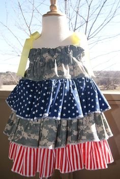 4th of July dress.