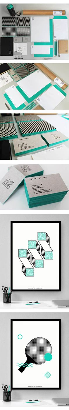 Revert Design – Studio #Brand #Identity by Trevor Finnegan                                                                                                                                                                                 More