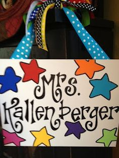 CUTE SIGNS! Personal Pizazz by Lindsey