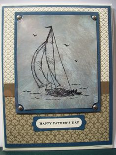 Sail Away by amby6902 - Cards and Paper Crafts at Splitcoaststampers