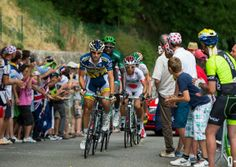 CHASING LE TOUR: CAVENDISH OPENS HIS ACCOUNT - Stage 5 - The breakaway of the day formed shortly after the start with Delaplace (Sojasun), Sicard (Euskaltel), Arashiro (Europcar),  Reza (Europcar), De Gendt (Vacansoleil), and Lutsenko (Astana) building up a lead of nearly 13 minutes. The gap was still more than five minutes with 40km to go and the responsibility was on Orica-GreenEDGE to lead the chase as Arashiro was only 3:42 back from Gerrans and had the virtual race lead.