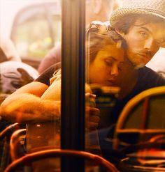 Nina and Ian... I do love a good VD episode