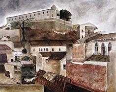 Convento de Santa Tereza, de Cândido Portinari