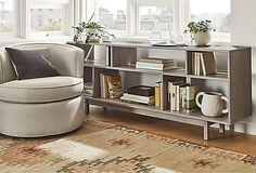 Otis Swivel Chair - - Modern Living Room Furniture - Room & Board Modern Storage Furniture, Entryway Furniture, New Furniture, Living Room Furniture, Living Room Decor, Office Furniture, Dining Room, Room Kitchen, Modern Bookcase