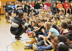 Bay View students relate to 'resilience'
