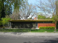 Eichler - I lived in one on Valparaiso when I first moved to PA