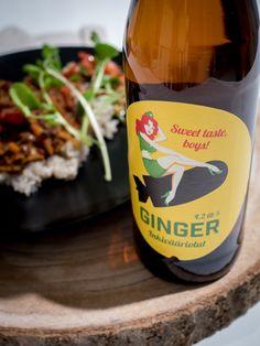 Papubolognese ja olut | Aitoa arkiruokaa