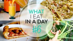 Cosa mangio in 1 giorno #6 | What I eat in a day