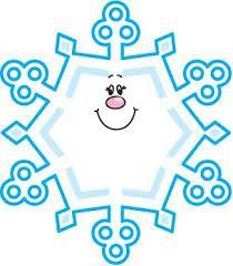 Resultado de imagen de copos de nieve frozen para imprimir