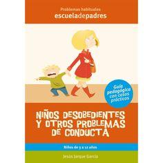 Niños desobedientes y otros problemas de conducta