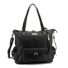 1 of my dream bags! Perfect size for traveling with 2 kiddos (diapers, wipes, extra clothes/undies, toys/ipad, snacks, important documents, blanket, teething stuff, medicine, baby k'tan/carrier, phone, make-up bag, cleaning wipes, etc etc etc... oh, and wallet. #ljgiveaway #NEED