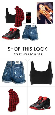 """""""goodmorning"""" by august-baee ❤ liked on Polyvore featuring Wildfox, adidas Originals and maurices"""