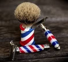 This Barbershop BUNDLE will be awesome for your barber shop interior design, t-shirt prints, signboards, business cards, posters and any more. Shaving Brush, Wet Shaving, Shaving Razor, Shaving & Grooming, Men's Grooming, Village Barber, Barber Shop Pole, Barber Equipment, Barber Shop Interior