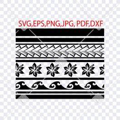 #polynesiansvg #polynesiantribalsvg #polynesiantattoosvg #stencilforcricut #Stencilforsilhouette Polynesian Tattoo Sleeve, Polynesian Tribal Tattoos, Polynesian Art, Samoan Tribal, Tribal Sleeve Tattoos, Band Tattoo Designs, Blog Backgrounds, Postcard Printing, Tattoo Stencils