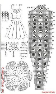Связано из Сосо, крючок № 2. Обвязка - византия травка. Размер 110-116.  Вязала по этим схемам со своими небольшими изменениями: верхняя