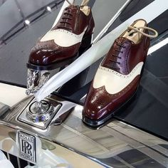 Ascot Shoes — If Abbas at chauffeured you. Ascot Shoes, Mens Shoes Boots, Leather Shoes, Men's Shoes, Shoe Boots, Dress Shoes, White Leather, Gentleman Shoes, Italian Shoes