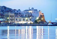Skopelos, Greece...a lovely place..