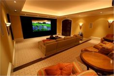 Make Room for Your Own Cinema tag: home theater ideas home theater ideas b. - DIY Home Theater Pros - Living Room Home Theater, Living Room Theaters, Home Cinema Room, At Home Movie Theater, Best Home Theater, Home Theater Setup, Home Theater Speakers, Home Theater Seating, Home Theater Design