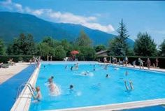 Camping Due Laghi in Zuid-Tirol