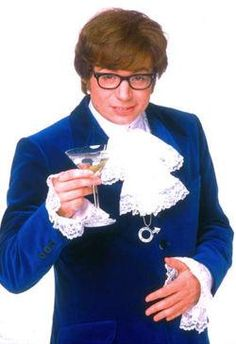 Austin Powers! there is barley any dull moments in the movie!! #yeahbaby
