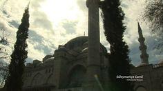 Timelapse 6: İstanbul - Süleymaniye Camii - Türkiye 2013