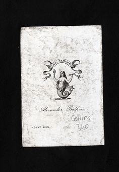 Ex Libris, Bookbinding, Collection, Book Binding