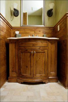 Radius Doors on Vanity