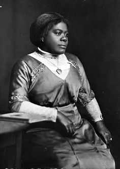 Mary McLeod Bethune is well known as an educator, administrator, and federal government appointee under several Presidents, On the night before the election in 1920 in Daytona, Florida, with her efforts having produced one hundred brand new African-American voters, Bethune was approached by no less than eighty Ku Klux Klan members warning her to stay away from the polls.the following day in open defiance, Bethune herself marched her voters to the polls to vote for their very first time