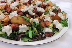 A Gorgeous Life: Scrumptious Sunday Salad