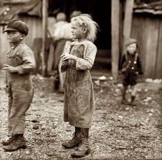 vintage everyday: Old Photos of America's Children 1850-1930 (more)