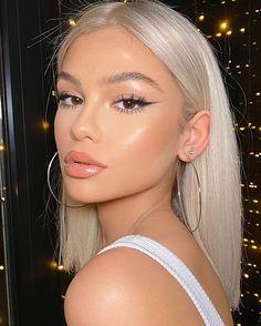 Makeup Tips, Beauty Makeup, Hair Beauty, Glam Makeup Look, Aesthetic Hair, Aesthetic Makeup, Cute Makeup Looks, Natural Makeup Looks, Makeup Makeover
