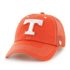 42cb78110 Men s  47 Brand Tennessee Orange Tennessee Volunteers Flexbone Closer Flex  Hat