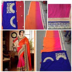Offer of the day - Designer Saree - 1