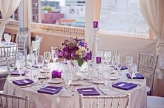 ... decoration - purple and pink on Pinterest  Mauve, Mariage and Mauve