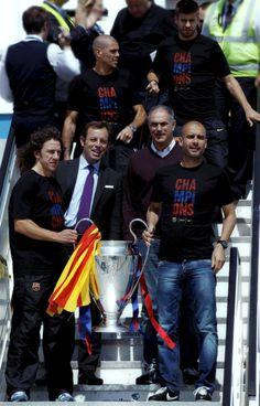 Campeones.