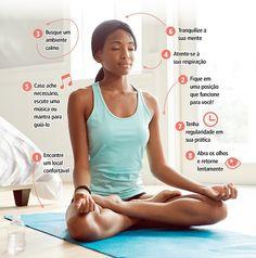 Se está pensando em incluir a prática de meditação em sua rotina, apresentamos 8 dicas simples para ajudar você a fazer todos os dias!