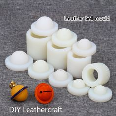 Mold Tools 20-40mm Small Leather Craft Bell Shaped Leather Mold