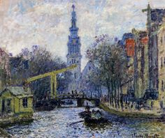 ... MONET, The Southern Church in Amsterdam ...