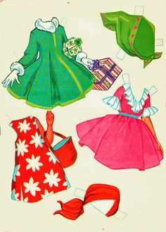 Bunty 1960s British - JoanneC Picasa *** Paper dolls for Pinterest friends, 1500 free paper dolls at Arielle Gabriel's International Paper Doll Society, writer The Goddess of Mercy & The Dept of Miracles, publisher QuanYin5